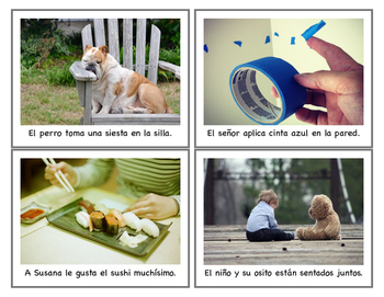 Spanish /s/ Sentences for Articulation Practice