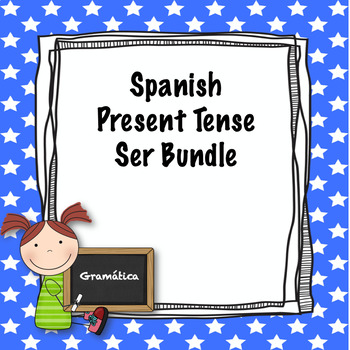 Spanish ser bundle