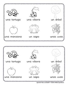 ¿Qué es verde? A beginning Spanish workbook/reader