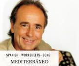 Spanish song - Mediterraneo - Serrat