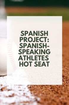 Spanish-speaking Athletes Hot Seat Project