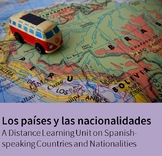 Spanish-speaking Countries and Nationalities - A Distance Learning Unit