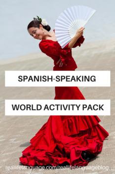 Spanish-speaking World Pack