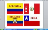 Spanish speaking countries poster