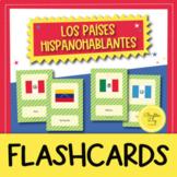 Spanish speaking countries | Países Hispanohablantes | Fla