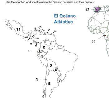 Spanish speaking countries de donde and quién/quiénes novice by ...