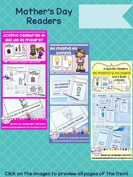 Spanish spring {la primavera} Resource Catalog ~ para la clase de español