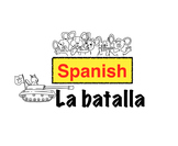 Spanish storytelling: La batalla animated video story
