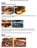 Spanish sub packet: Interesting foods of the Spanish-speak