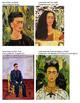 Spanish sub packet: Life and Work of Frida Kahlo