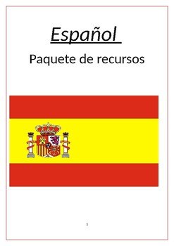Spanish support work level A2
