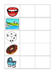Spanish syllables workstation