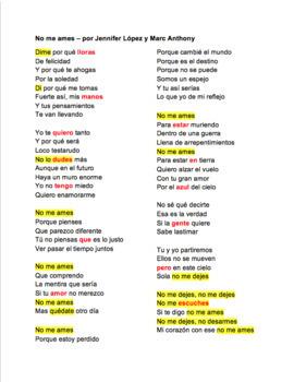 Spanish informal tú commands bundle