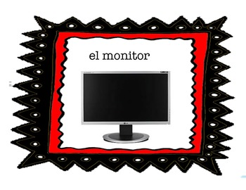 Spanish tecnologia unit