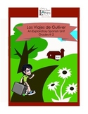 Exploratory Spanish through Stories - Grades K-2 Gulliver's Travels