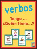 Spanish verbs  Tengo ... ¿Quién tiene ...?