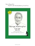 Spanish version Black History- George Washington Carver Biography