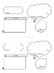 Spanish vocabulary word graphic organizer