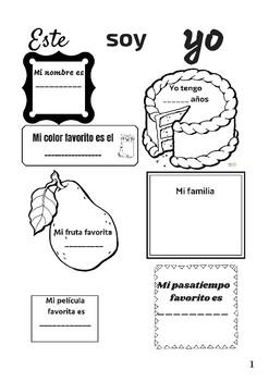 "Spanish workbook ""¡Caramba!"""