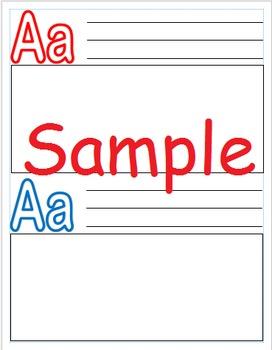 Spanish/English Alphabet-Dual Language