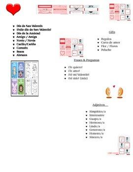 SpanishVocabulary_ValentinesDayWorksheet