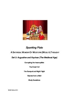 Spanking Plato: Set 3: Augustine and Aquinas