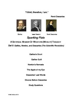 Spanking Plato: Set 5: Galileo, Newton, and Descartes