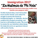 Spanish Immigration Song 2017 Venezuela - Mi Historia
