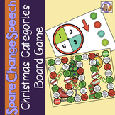 Spare Change Speech: Christmas Categories Board Game