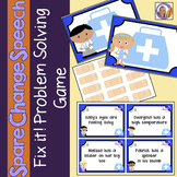 Spare Change Speech: Fix Up! Problem Solving Game