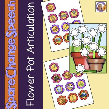 Spare Change Speech: Flower Pot Articulation