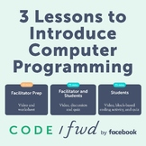 Spark Interest in Computer Programming with Videos, Hands-