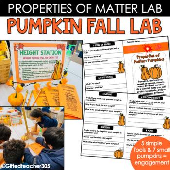 Spark Lab: Properties of Matter Pumpkins