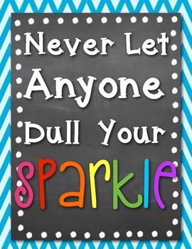 Sparkle Printable: FREEBIE