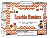 Sparkle Readers (Set #4)