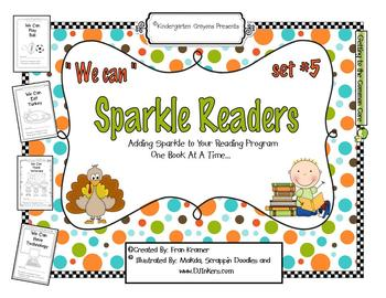 Sparkle Readers (Set #5)