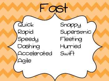 Sparkle Words Synonyms