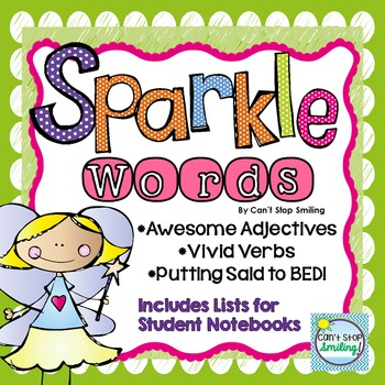 Sparkle Words - Enhancing Writing