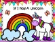 Sparkle the Unicorn Story Retelling Puppets and Class Books