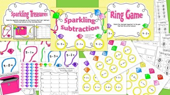 Sparkling Subtraction