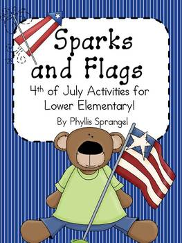 Sparks and Flags!