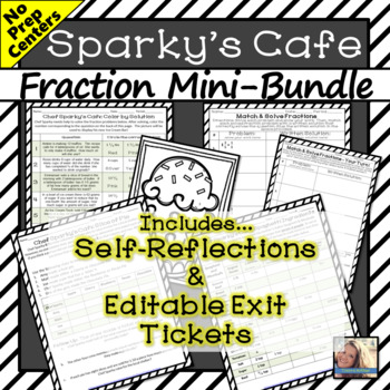 Fraction Activities Mini Bundle