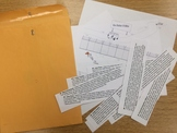 Sparta Murder Mystery for Classroom with Worksheet for World History, etc...
