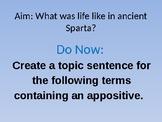 Sparta PPT
