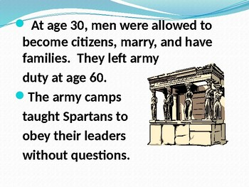 Sparta and Athens Powerpoint