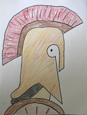 Spartan Directed Draw Video - Grade 2 Core Knowledge Ancient Greece