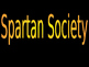 Spartan Society and Government PPT