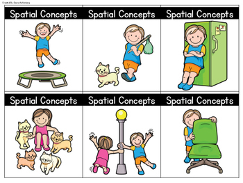 Spatial Concept Cards