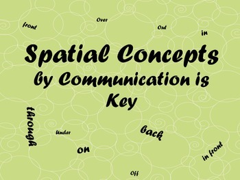 Spatial Concepts Illustrated!