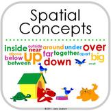 Spatial Concepts Prints